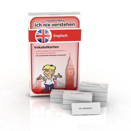Englisch Vokabelkarten