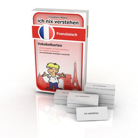 Französisch Vokabelkarten
