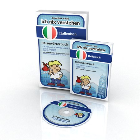Italienisch Reisewörterbuch