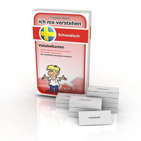 Schwedisch Vokabelkarten