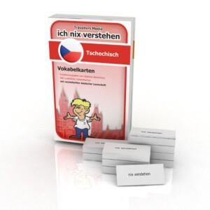Tschechisch Vokabelkarten
