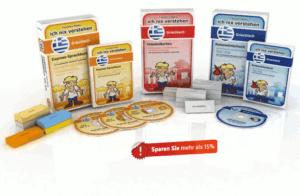 Griechische Sprache Komplettpaket