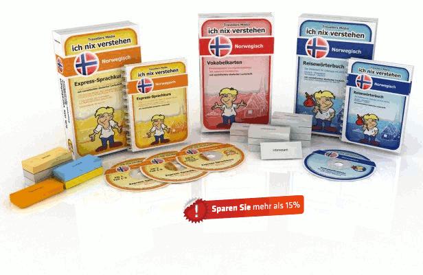 Norwegisch Komplettpaket