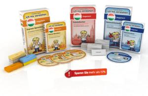 Ungarische Sprache Komplettpaket