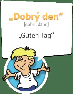 Tschechisch lernen | Begrüßung Tschechisch | Guten Tag - Dobry den