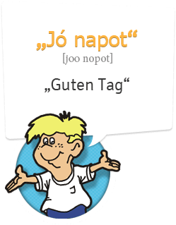 Ungarisch lernen | Begrüßung Ungarisch | Guten Tag - Jo napot