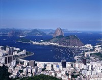 Brasilien das Land Der Zuckerhut in Rio de Janeiro