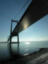 Dänemark Urlaub | Lillebaelts Brücke
