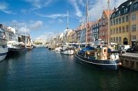 Dänisch Sprachkurse | Nyhavn Kanal in Kopenhagen