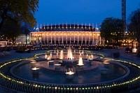 Dänemark das Land | Tivoli Garden in Kopenhagen