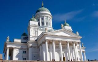 Finnisch Dom Helsinki