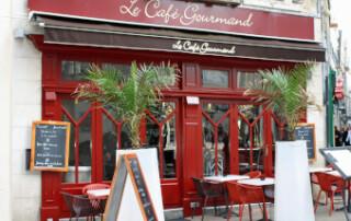 Französisch Café und Bistro