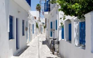 Griechisch Skopelos Insel Sporades