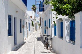 Griechisch Sprachkurse | Gassen in Griechland
